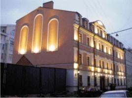 архитектурная светодиодная подсветка