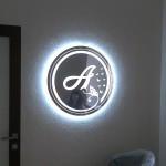 Акрилайт – тонкие световые панели